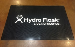 Hydro Flask floor mat