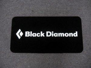 eric wiltfong - Black diamond rug
